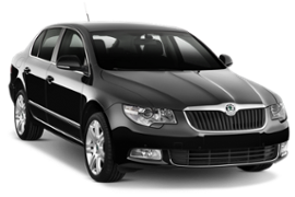 SKODA SUPERB TDI 2.0